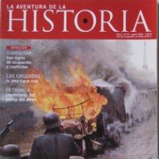 Coleccionismo de Revistas y Periódicos: LA AVENTURA DE LA HISTORIA 70. Lote 245739850
