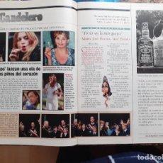 Coleccionismo de Revistas y Periódicos: MARIA JOSE BESORA MISS ESPAÑA MADONNA CHRISTIE ALLEY BELINDA CARLISLE ELLE MACPHERSON MONACO. Lote 245744345