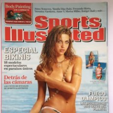 Collectionnisme de Revues et Journaux: SPORTS ILLUSTRATED MAYO 2005 ESPECIAL BIKINIS. Lote 245889995