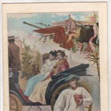 Coleccionismo de Revistas y Periódicos: REVISTA TAURINA IRIS. BARCELONA, 14 ABRIL 1900. Lote 245900010