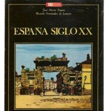 Collectionnisme de Revues et Journaux: ESPAÑA SIGLO XX. CAPÍTULO XXXIII. LA EXPOSICIÓN DE ZARAGOZA. TELERADIO. (T/19). Lote 245939455