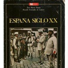 Coleccionismo de Revistas y Periódicos: ESPAÑA SIGLO XX. CAPÍTULO LII. LA ESPAÑA DE FINALES DE 1911. TELERADIO. (T/19). Lote 245959675