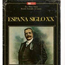 Coleccionismo de Revistas y Periódicos: ESPAÑA SIGLO XX. CAPÍTULO LVI. UNA MUERTE EN LA PUERTA DEL SOL. TELERADIO. (T/19). Lote 245960470