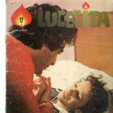 Coleccionismo de Revistas y Periódicos: LUCECITA. FASCÍCULO Nº 12. RELATO RADIOFÓNICO EN IMÁGENES A TODO COLOR. (T/19). Lote 245967025