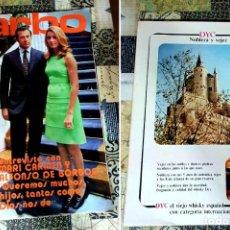 Coleccionismo de Revistas y Periódicos: REVISTA GARBO AÑO XX N. 1004 26 DE JULIO DE 1972. Lote 246135325