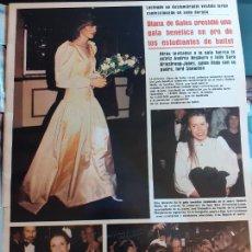 Coleccionismo de Revistas y Periódicos: AUDREY HEPBURN LADY DI DIANA DE GALES. Lote 246191435