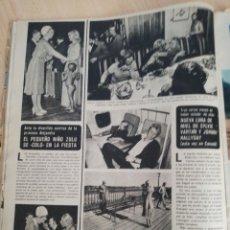 Coleccionismo de Revistas y Periódicos: SYLVIE VARTAN - JOHNNY HALLYDAY. Lote 246242900
