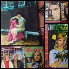 Coleccionismo de Revistas y Periódicos: LOTE DE 6 FOTONOVELAS. Lote 246276820