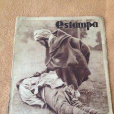 Collectionnisme de Revues et Journaux: REVISTA GRÁFICA ESTAMPA, 6 FEBRERO 1937, Nº 472. Lote 246855485