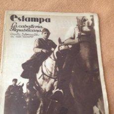 Collectionnisme de Revues et Journaux: REVISTA GRÁFICA ESTAMPA, 5 JUNIO 1937, Nº 489. Lote 246859460