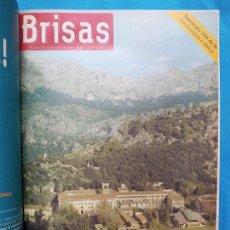 Coleccionismo de Revistas y Periódicos: REVISTA BRISAS DEL 268-7/06/1992 AL 293 29/11/1992. Lote 246924410