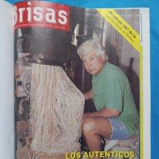 Coleccionismo de Revistas y Periódicos: REVISTA BRISAS DEL 372 -5/07/1994 AL 397 27/11/1994. Lote 246924720