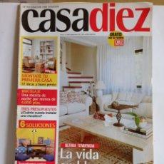 Coleccionismo de Revistas y Periódicos: REVISTA DE DECORACION CASADIEZ N°2393 / N° 15 - 4 - 7 - 1997. Lote 247080805