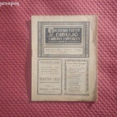 Coleccionismo de Revistas y Periódicos: REVISTA FALLERA PENSAT FET 1931 FALLAS DE VALENCIA. Lote 247399175