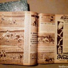 Coleccionismo de Revistas y Periódicos: MARCA SEMANARIO GRAFICO DE LOS DEPORTES AÑO 1957. Lote 247910335