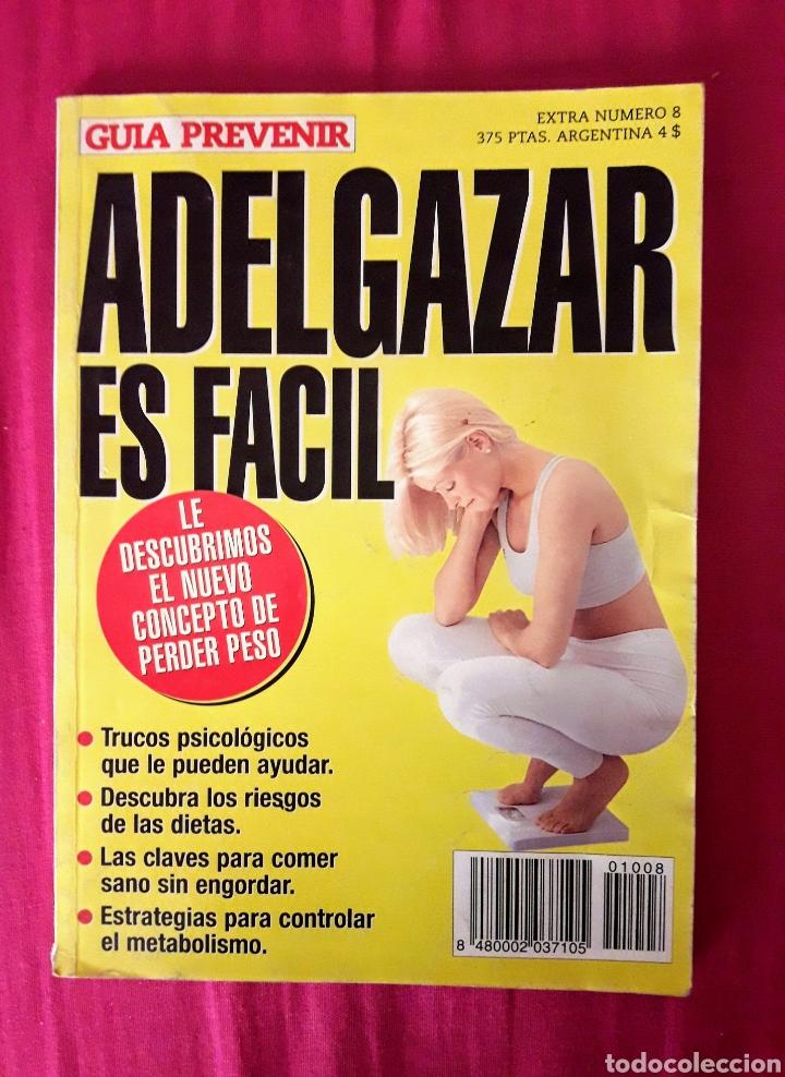Coleccionismo de Revistas y Periódicos: 5 revistas PREVENIR - Foto 3 - 248018960