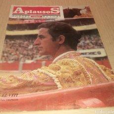 Collectionnisme de Revues et Journaux: REVISTA APLAUSOS - N ° 379 - DICIEMBRE 1984 - EL VITI. Lote 248088585