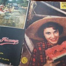 Coleccionismo de Revistas y Periódicos: LOTE ANTIGUAS REVISTAS JORBA AÑOS 60. Lote 248198010