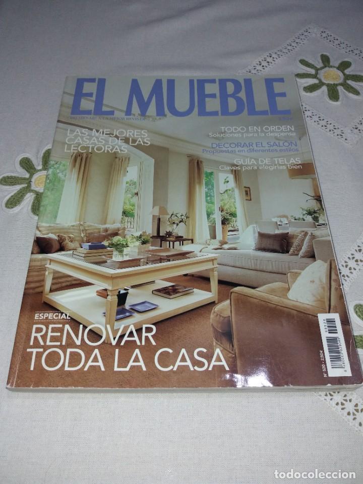 Coleccionismo de Revistas y Periódicos: ESPLENDIDA COLECCION DE REVISTAS DE DECORACION AÑOS 90´S - Foto 2 - 249060250