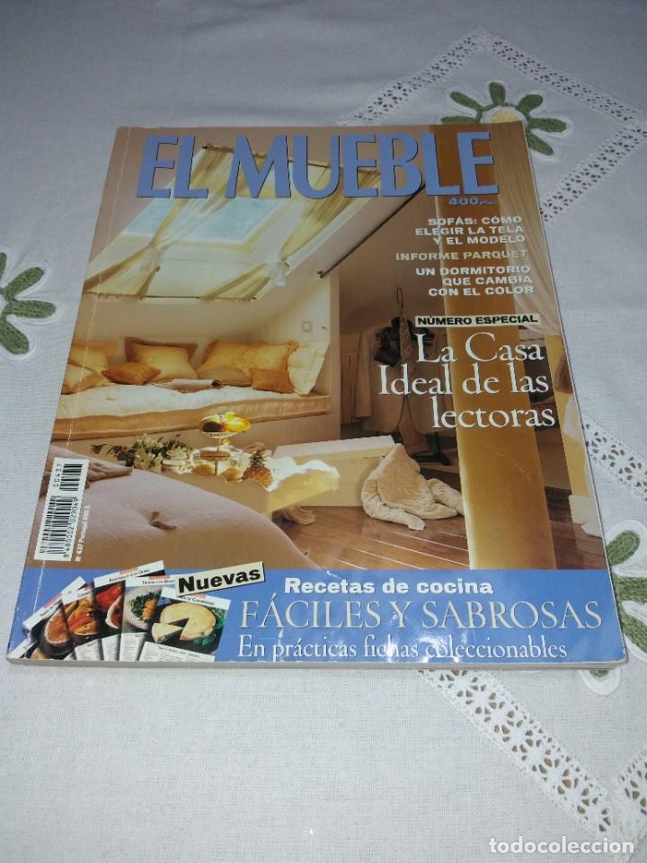 Coleccionismo de Revistas y Periódicos: ESPLENDIDA COLECCION DE REVISTAS DE DECORACION AÑOS 90´S - Foto 3 - 249060250