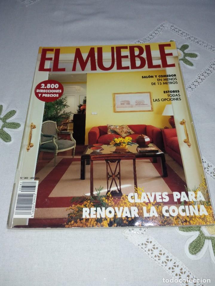 Coleccionismo de Revistas y Periódicos: ESPLENDIDA COLECCION DE REVISTAS DE DECORACION AÑOS 90´S - Foto 4 - 249060250