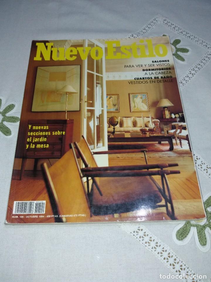 Coleccionismo de Revistas y Periódicos: ESPLENDIDA COLECCION DE REVISTAS DE DECORACION AÑOS 90´S - Foto 7 - 249060250