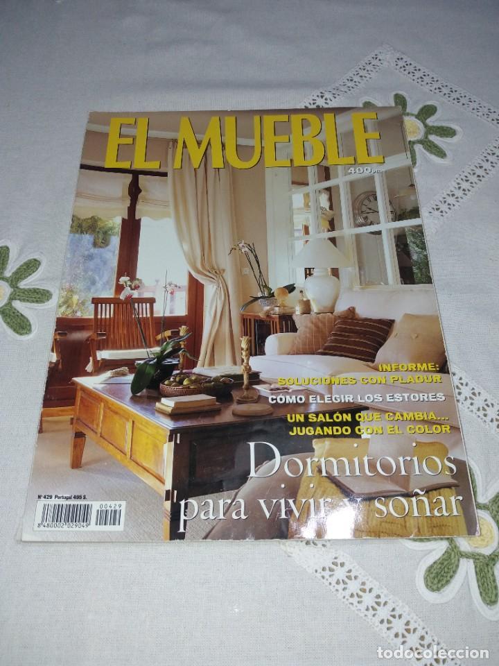 Coleccionismo de Revistas y Periódicos: ESPLENDIDA COLECCION DE REVISTAS DE DECORACION AÑOS 90´S - Foto 8 - 249060250