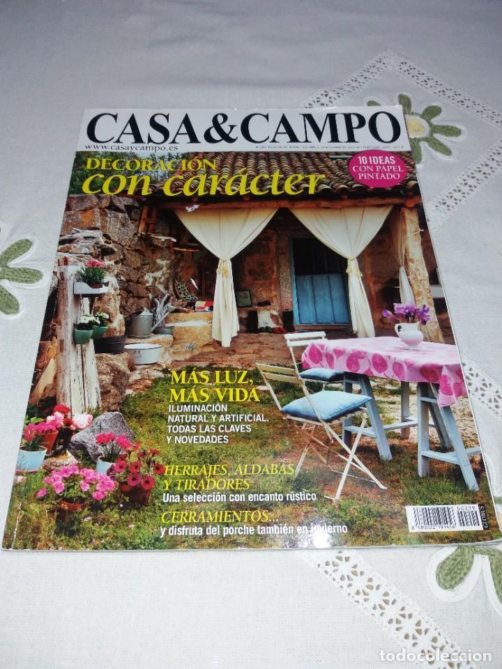 Coleccionismo de Revistas y Periódicos: ESPLENDIDA COLECCION DE REVISTAS DE DECORACION AÑOS 90´S - Foto 9 - 249060250
