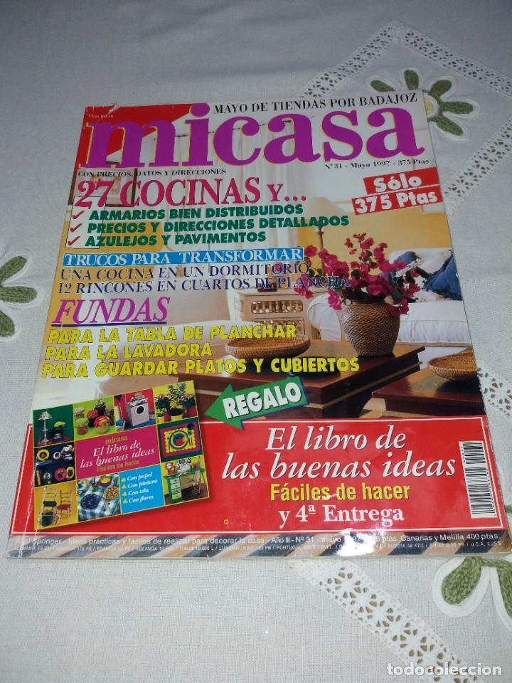 Coleccionismo de Revistas y Periódicos: ESPLENDIDA COLECCION DE REVISTAS DE DECORACION AÑOS 90´S - Foto 11 - 249060250