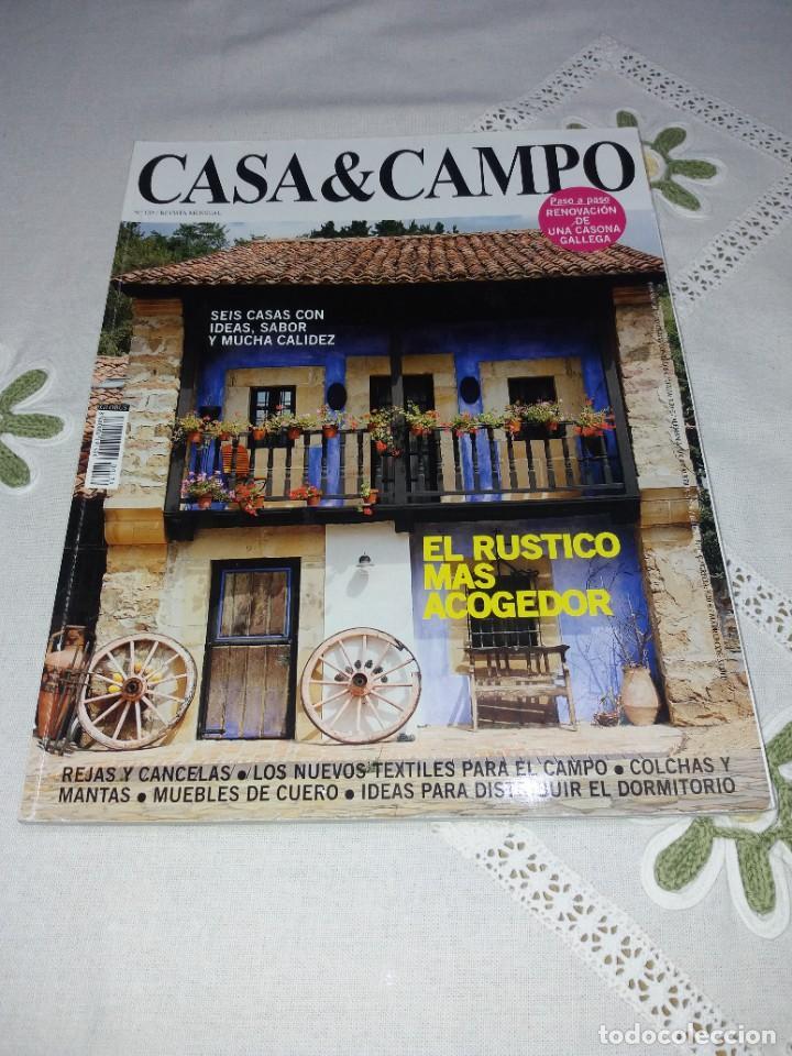 Coleccionismo de Revistas y Periódicos: ESPLENDIDA COLECCION DE REVISTAS DE DECORACION AÑOS 90´S - Foto 12 - 249060250