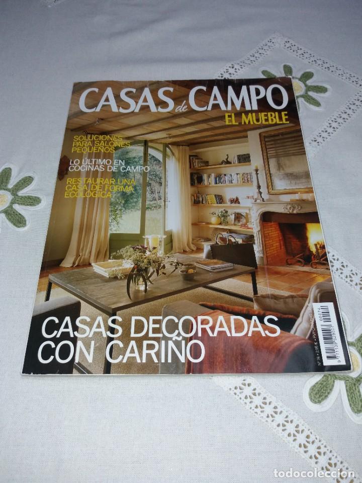 Coleccionismo de Revistas y Periódicos: ESPLENDIDA COLECCION DE REVISTAS DE DECORACION AÑOS 90´S - Foto 13 - 249060250