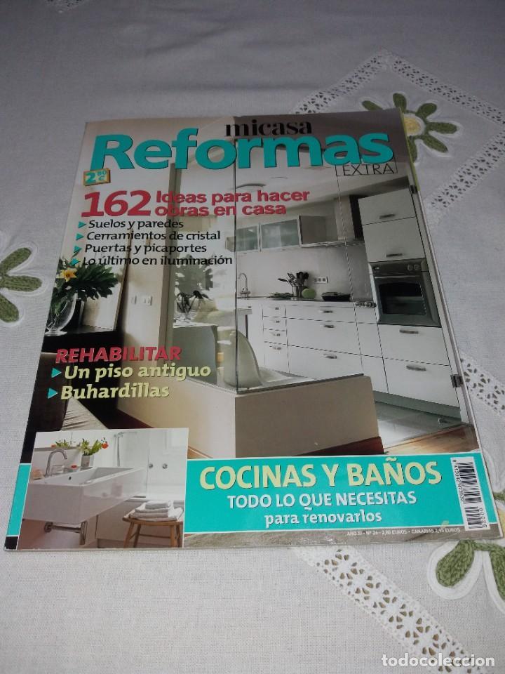 Coleccionismo de Revistas y Periódicos: ESPLENDIDA COLECCION DE REVISTAS DE DECORACION AÑOS 90´S - Foto 15 - 249060250