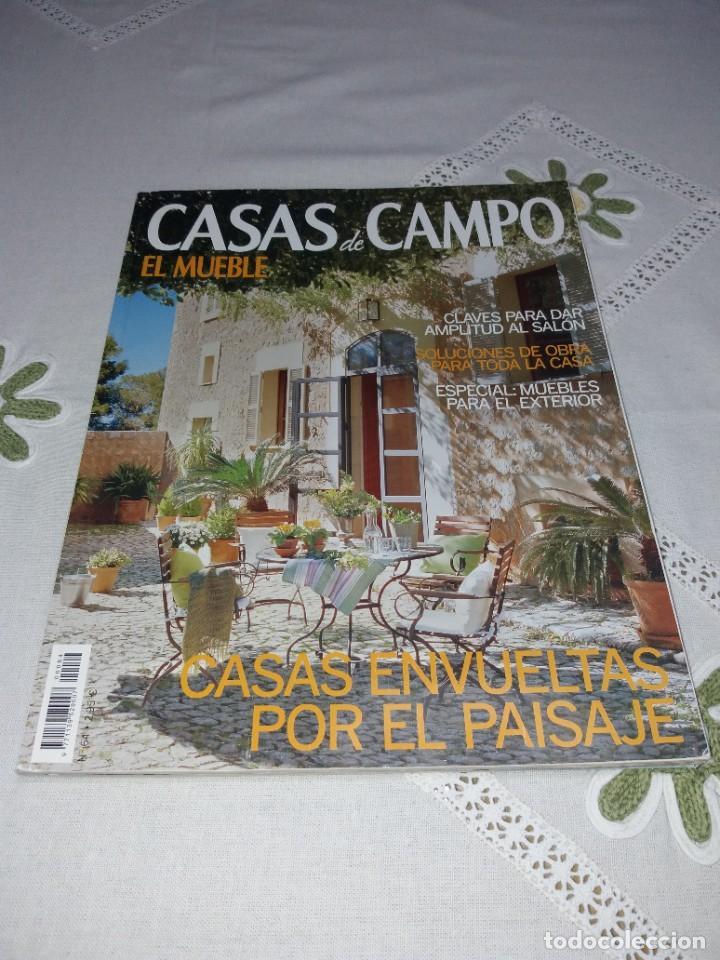Coleccionismo de Revistas y Periódicos: ESPLENDIDA COLECCION DE REVISTAS DE DECORACION AÑOS 90´S - Foto 17 - 249060250