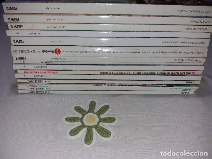 Coleccionismo de Revistas y Periódicos: ESPLENDIDA COLECCION DE REVISTAS DE DECORACION AÑOS 90´S - Foto 18 - 249060250