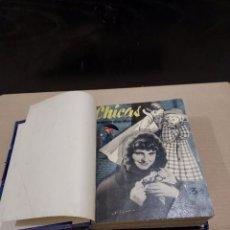 Coleccionismo de Revistas y Periódicos: REVISTAS.......CHICAS..LA REVISTA DE LOS 17 AÑOS..SEGUNDA EPOCA...1951...DEL 31 AL 45..... Lote 249283725