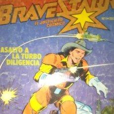 Coleccionismo de Revistas y Periódicos: REVISTA BRAVE STARR EL JUSTICIERO COSMICO N 1 DE 1987. Lote 250651090