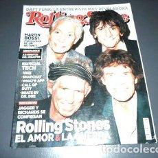 Coleccionismo de Revistas y Periódicos: ROLLING STONE 183 ROLLING STONES DAFT PUNK TAN BIONICA. Lote 250658465
