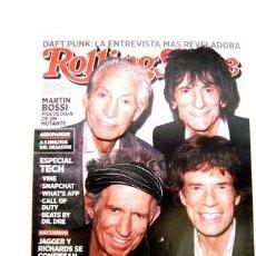 Coleccionismo de Revistas y Periódicos: ROLLING STONE 183 JAGGER RICHARDS DAFT PUNK BOSSI BOEDO. Lote 250705885