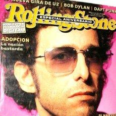 Coleccionismo de Revistas y Periódicos: CALAMARO BOB DYLAN DAFT PUNK ROLLING STONE N37 ANO 2001. Lote 250898360