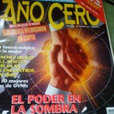 Colecionismo de Revistas e Jornais: REVISTA AÑO CERO NÚMERO 06-0997-83. Lote 251686320