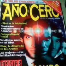 Colecionismo de Revistas e Jornais: REVISTA AÑO CERO NÚMERO 12-0298-89. Lote 251699165