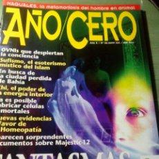 Colecionismo de Revistas e Jornais: REVISTA AÑO CERO NÚMERO 02-0599-103. Lote 251699630