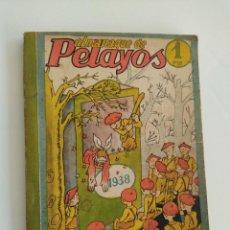 Coleccionismo de Revistas y Periódicos: ALMANAQUE DE PELAYOS 1938 SEGUNDO AÑO TRIUNFAL.. Lote 251876110