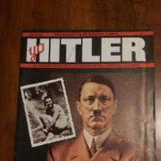 Coleccionismo de Revistas y Periódicos: YO HITLER LA PRIMERA BIOGRAFÍA FOTOGRÁFICA DEL LÍDER DEL NAZISMO. Lote 251924710