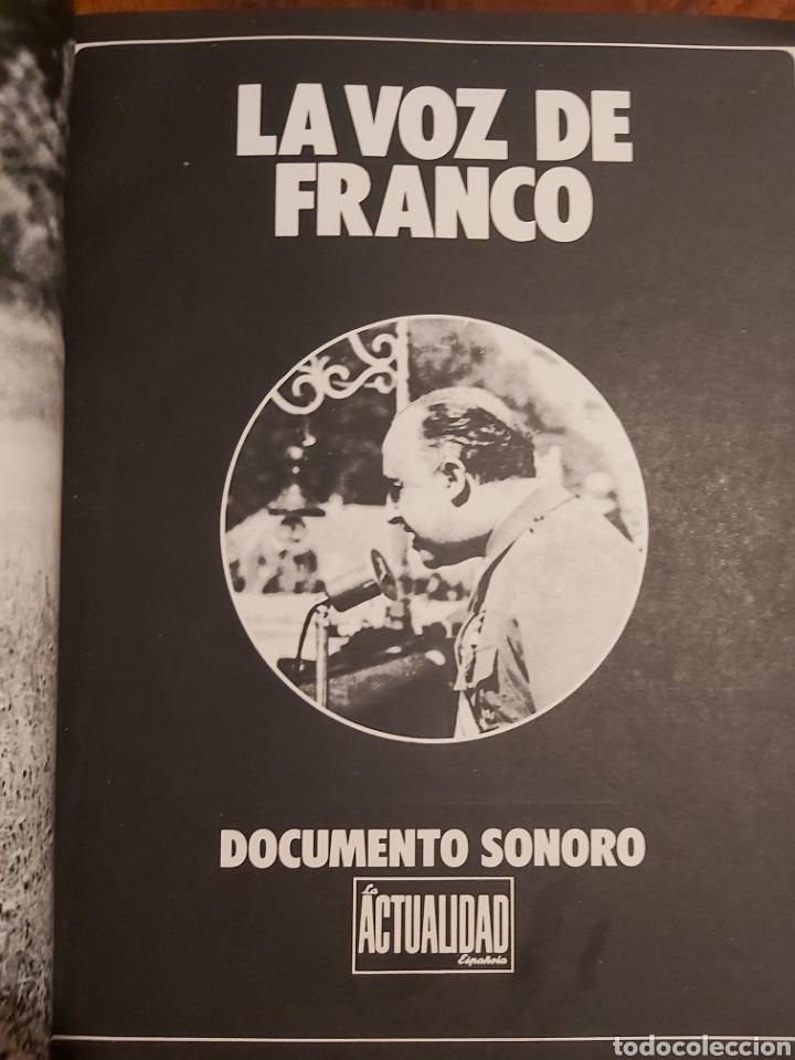 Coleccionismo de Revistas y Periódicos: Franco 40 años de la historia de España - Foto 2 - 251924780