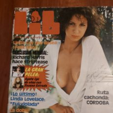 Coleccionismo de Revistas y Periódicos: REVISTA LIB 167 INCLUYE POSTER. Lote 251925365