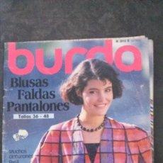 Coleccionismo de Revistas y Periódicos: BURDA 2/1984-SE INCLUYEN LOS PATRONES. Lote 252045395