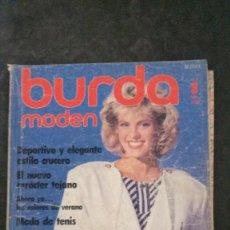 Coleccionismo de Revistas y Periódicos: BURDA MODEN-3/1986-SE INCLUYEN LOS PATRONES. Lote 252045630