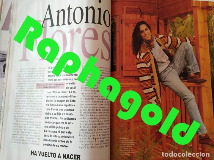 Coleccionismo de Revistas y Periódicos: Revista MAN 92 Pamela Anderson Antonio Flores Nicole Kidman Fernando Redondo Rodrigo Rato James Dean - Foto 3 - 252288390
