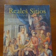 Coleccionismo de Revistas y Periódicos: REVISTA REALES SITIOS Nº 148, TIEPOLO, MUSEO DEL PRADO, AMÉRICA. Lote 252635215